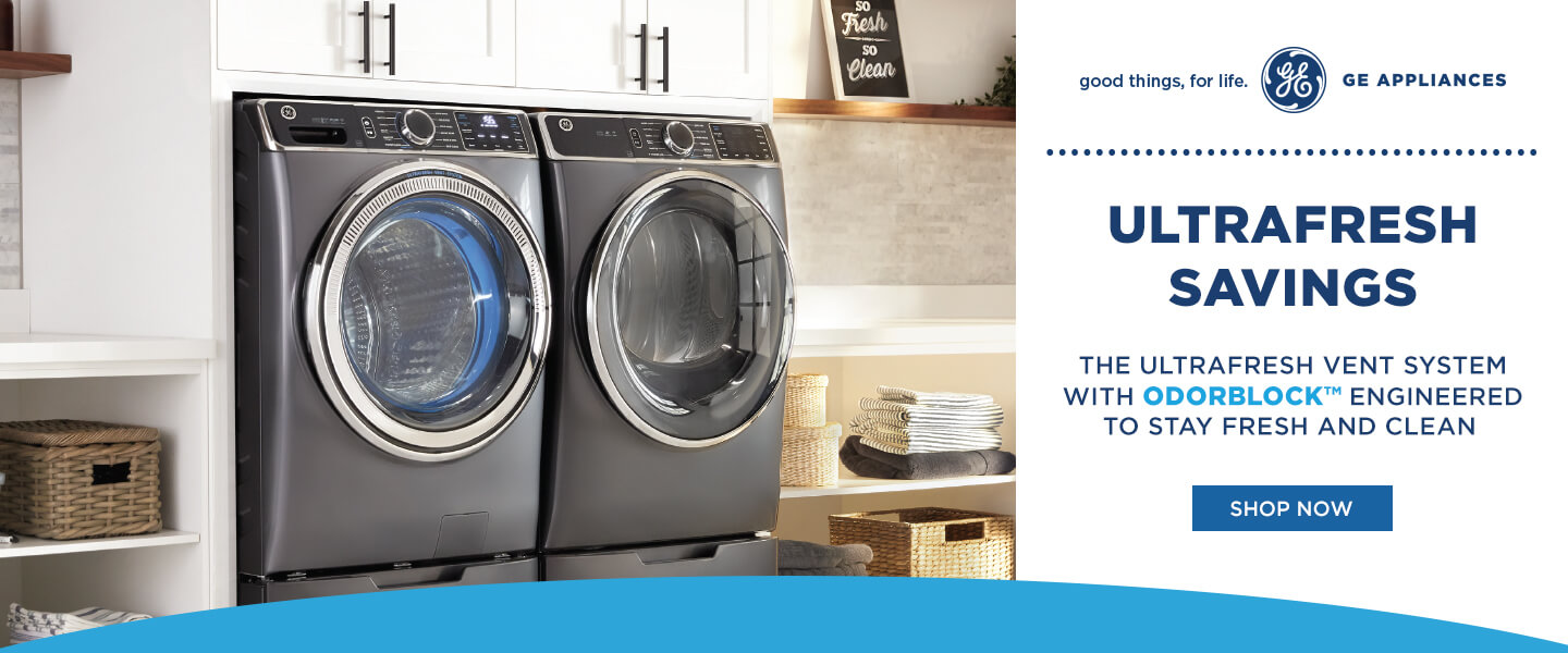 GE Appliances Ultrafresh Savings receive a $100 rebate